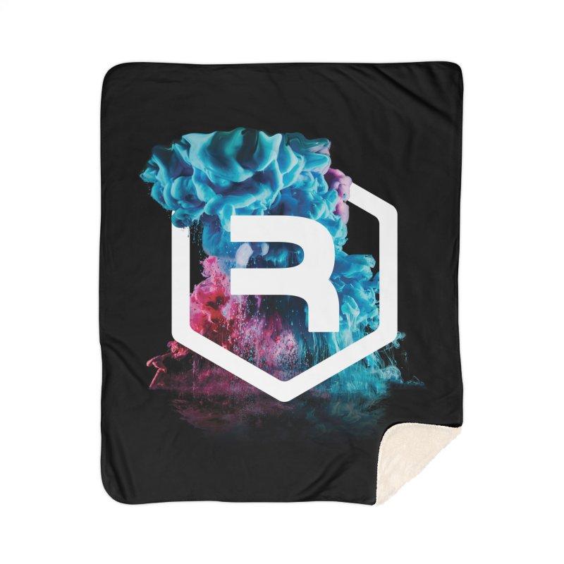 RevSmoke Home Sherpa Blanket Blanket by RevolutionTradingCo