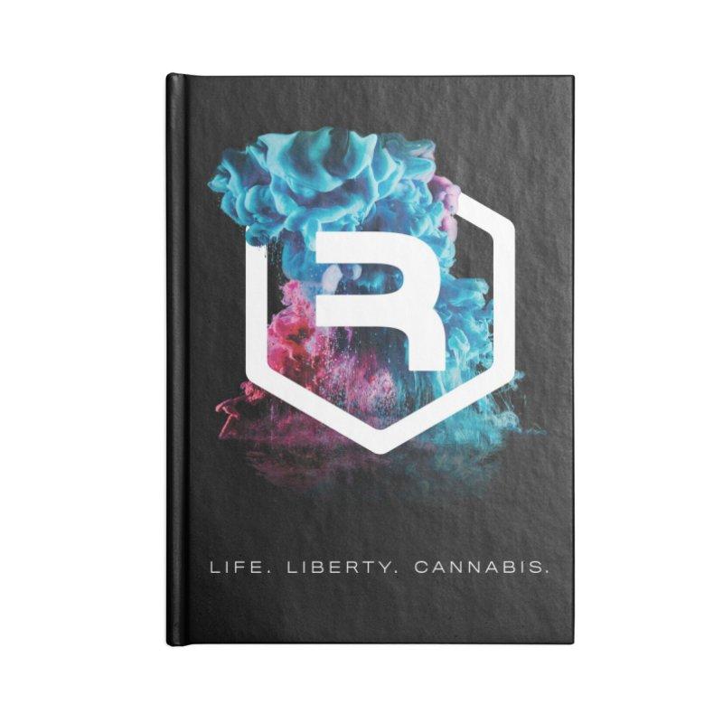 RevSmoke Accessories Blank Journal Notebook by RevolutionTradingCo