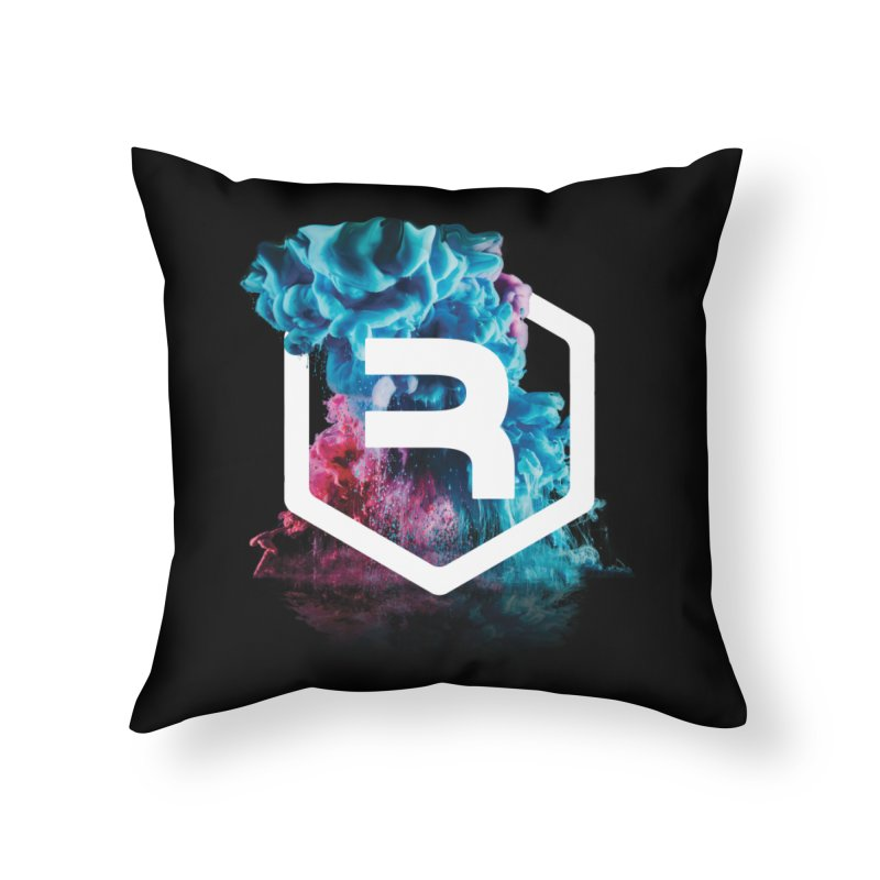 RevSmoke Home Throw Pillow by RevolutionTradingCo