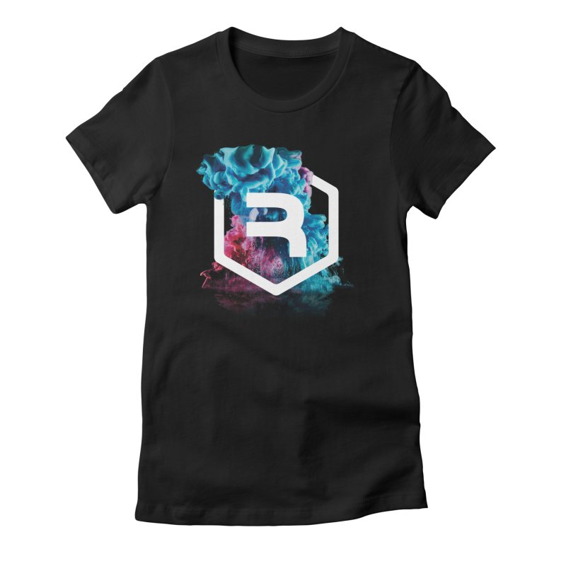 RevSmoke Women's Fitted T-Shirt by RevolutionTradingCo