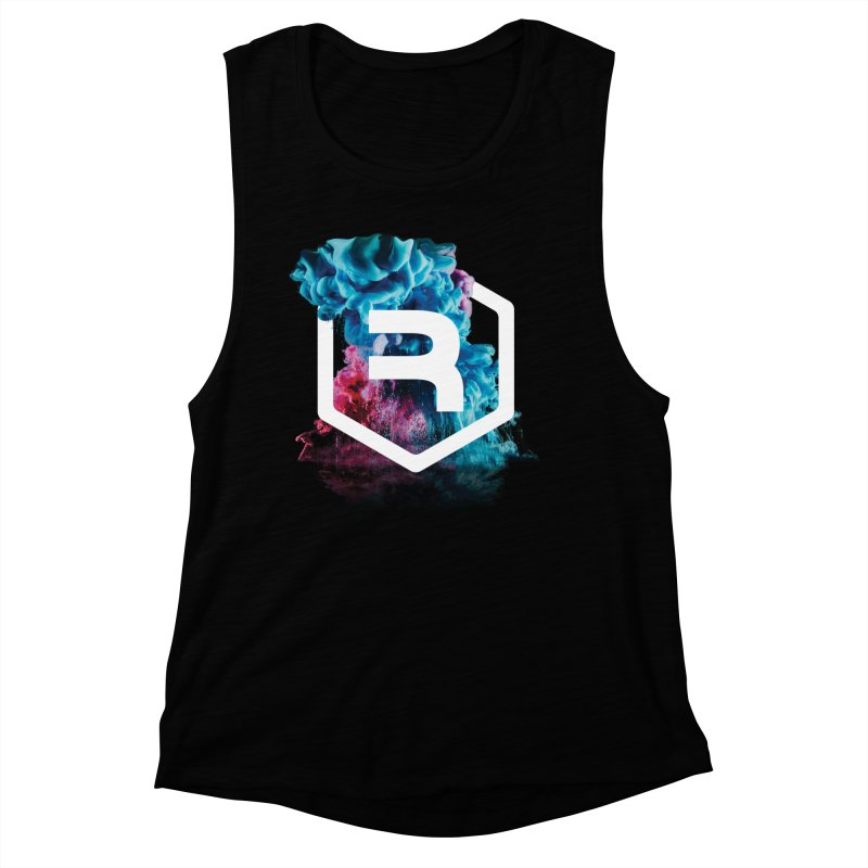 RevSmoke Women's Muscle Tank by RevolutionTradingCo