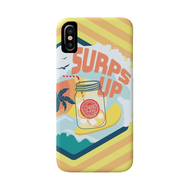Surps Up Accessories Phone Case by RevolutionTradingCo
