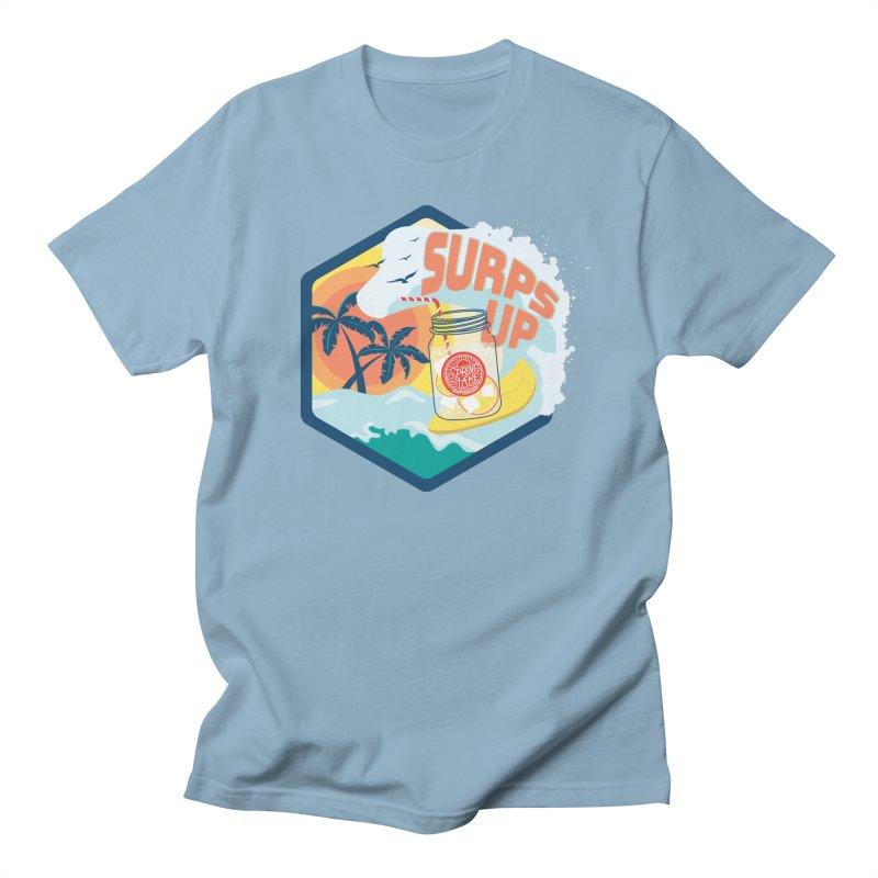 Surps Up Men's Regular T-Shirt by RevolutionTradingCo