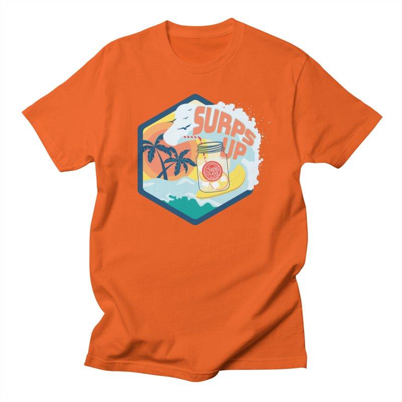 Surps Up Women's Regular Unisex T-Shirt by RevolutionTradingCo