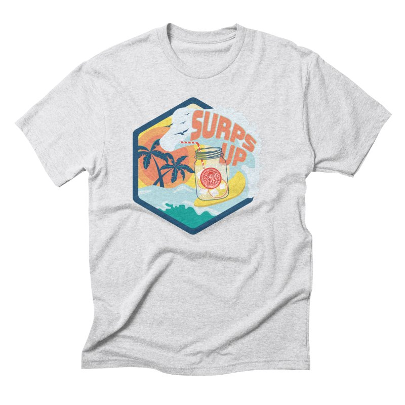 Surps Up Men's Triblend T-Shirt by RevolutionTradingCo