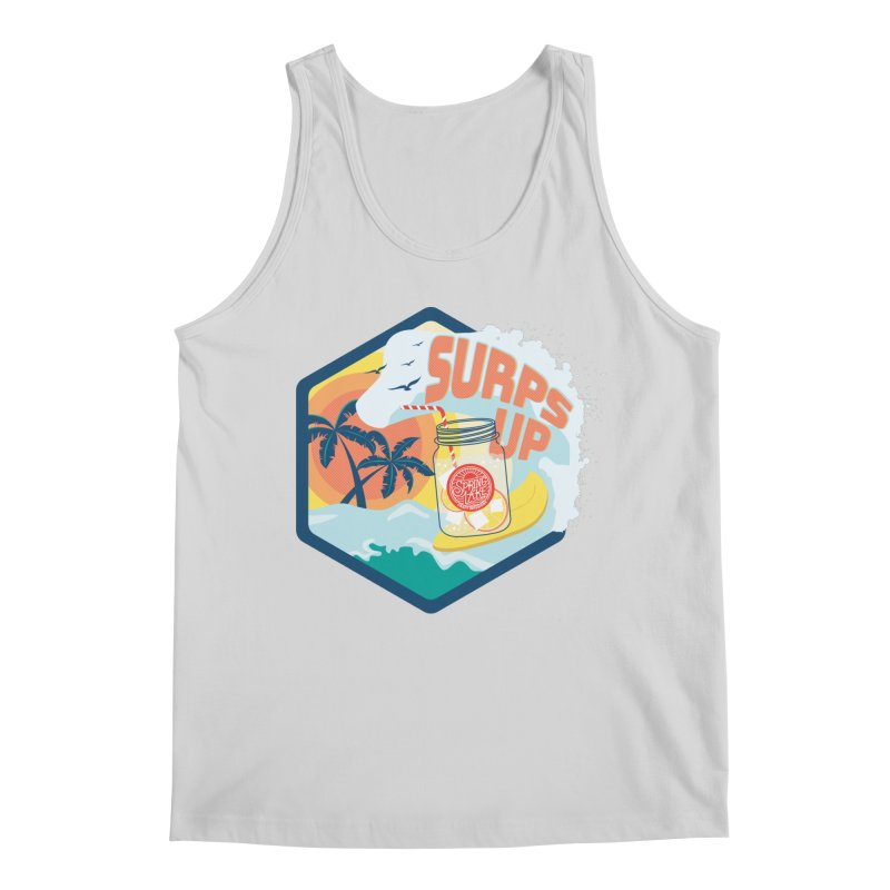 Surps Up Men's Regular Tank by RevolutionTradingCo