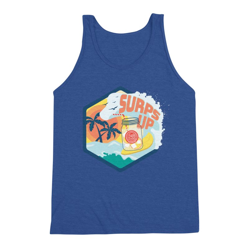 Surps Up Men's Tank by RevolutionTradingCo