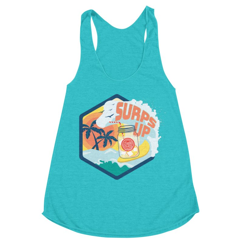 Surps Up Women's Tank by RevolutionTradingCo