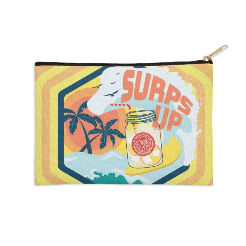 Surps Up in Zip Pouch by RevolutionTradingCo