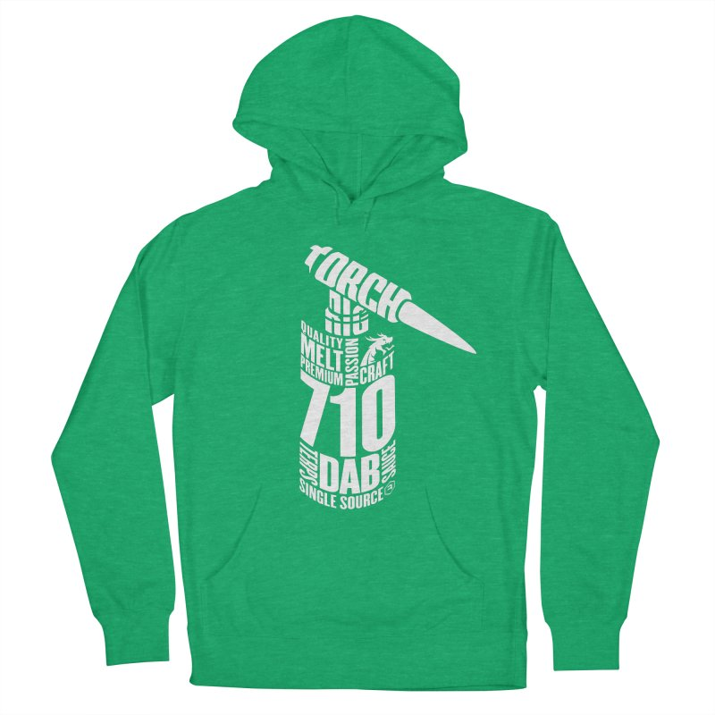Torch Women's French Terry Pullover Hoody by RevolutionTradingCo