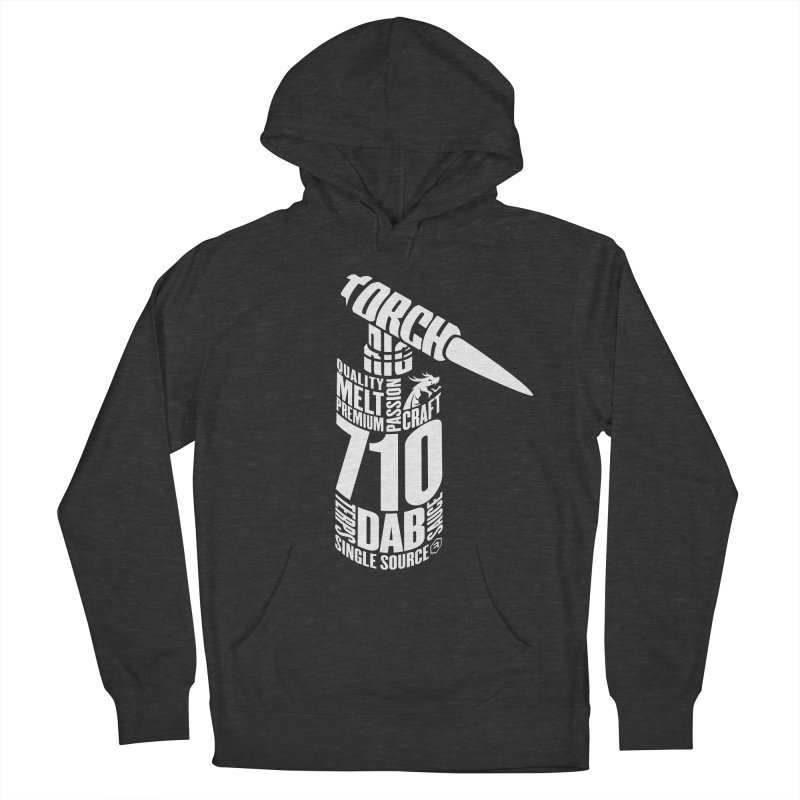 Torch Men's French Terry Pullover Hoody by RevolutionTradingCo
