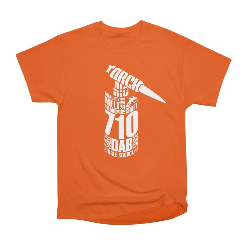 Torch Women's Heavyweight Unisex T-Shirt by RevolutionTradingCo