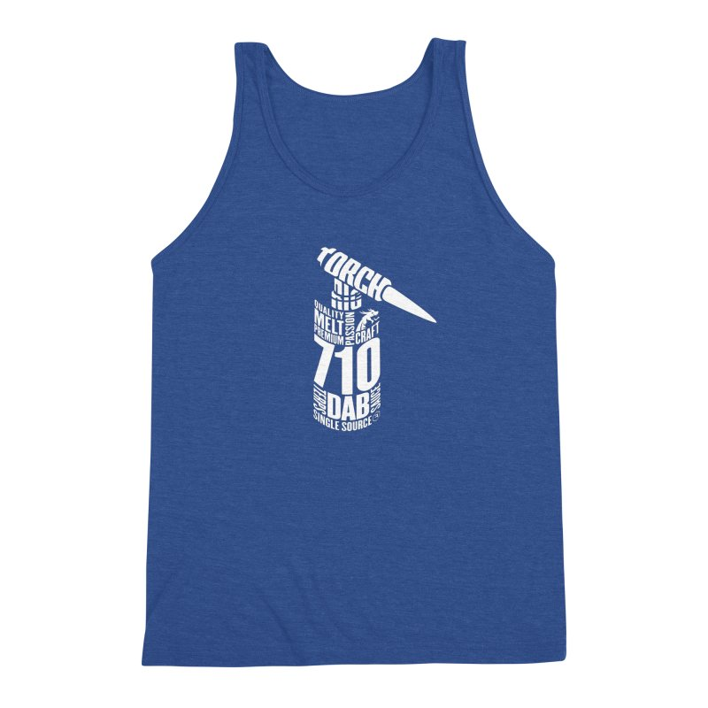 Torch Men's Triblend Tank by RevolutionTradingCo