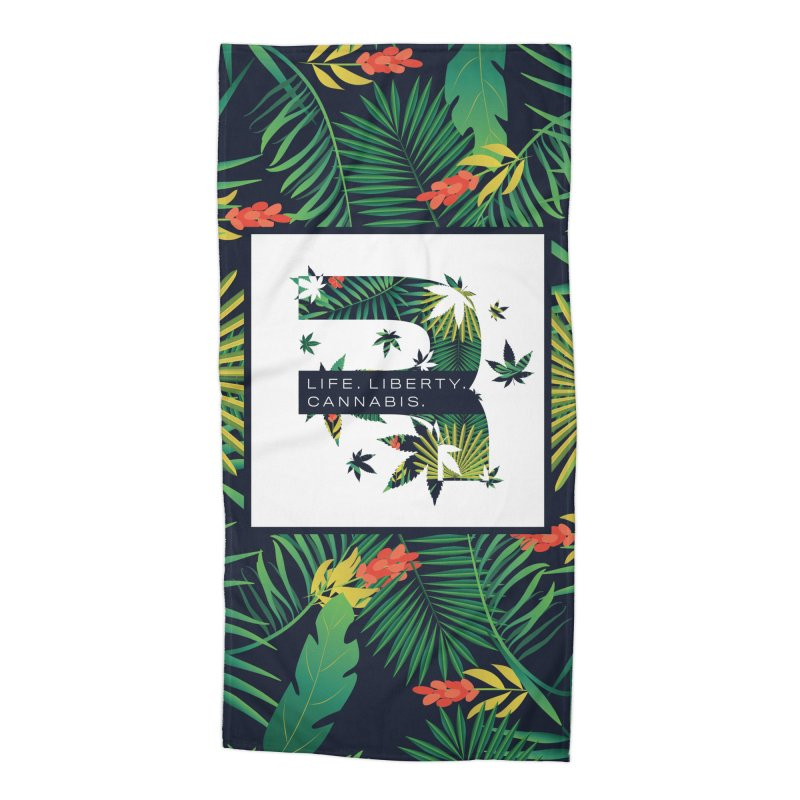 Tropical R Accessories Beach Towel by RevolutionTradingCo