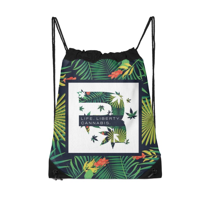 Tropical R Accessories Bag by RevolutionTradingCo