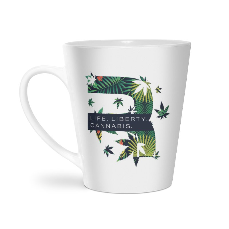 Tropical R Accessories Latte Mug by RevolutionTradingCo