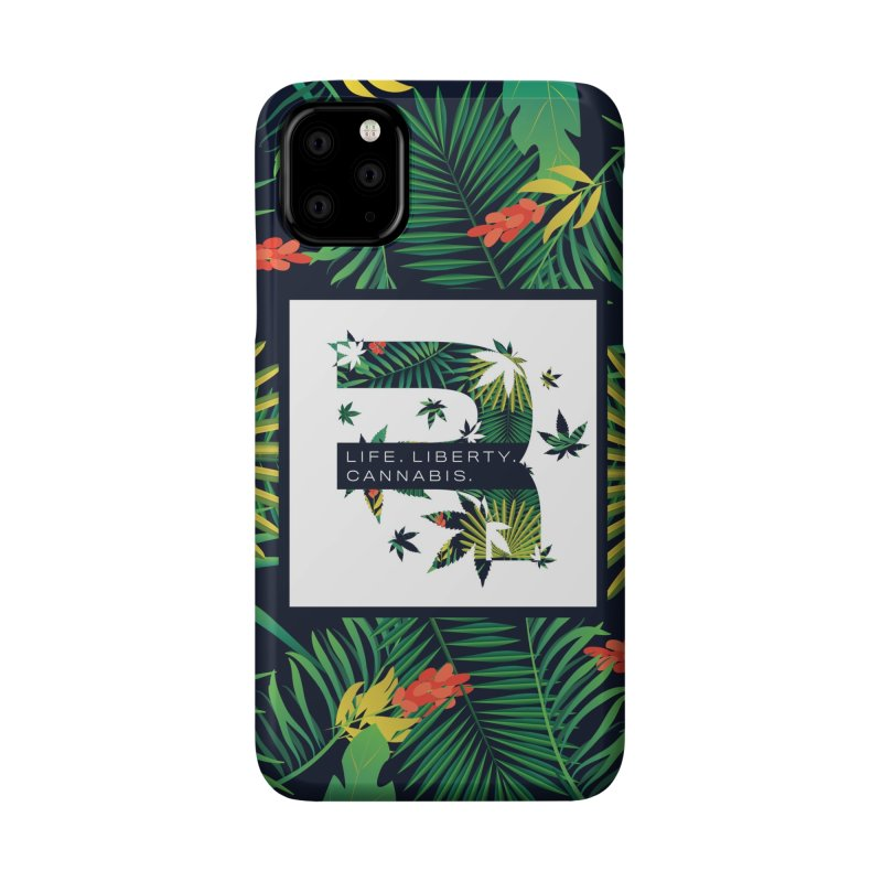 Tropical R Accessories Phone Case by RevolutionTradingCo