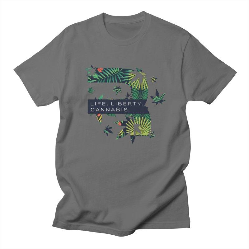 Tropical R Women's Regular Unisex T-Shirt by RevolutionTradingCo