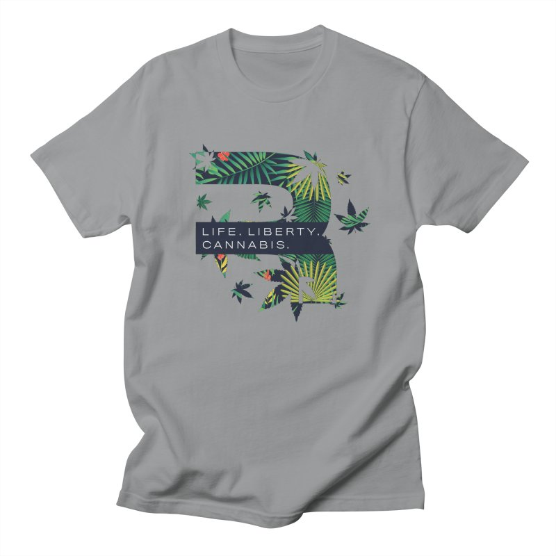 Tropical R Women's Regular Unisex T-Shirt by RevolutionTradingCo