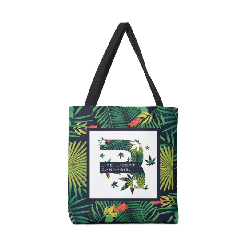 Tropical R Accessories Tote Bag Bag by RevolutionTradingCo