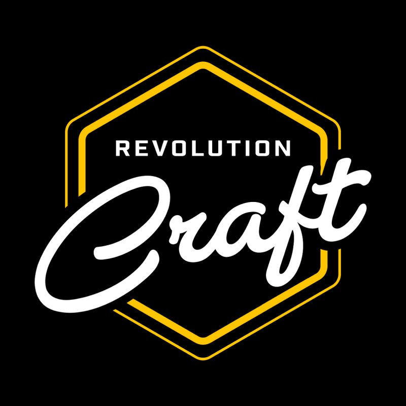 Revolution Craft Men's Tank by RevolutionTradingCo