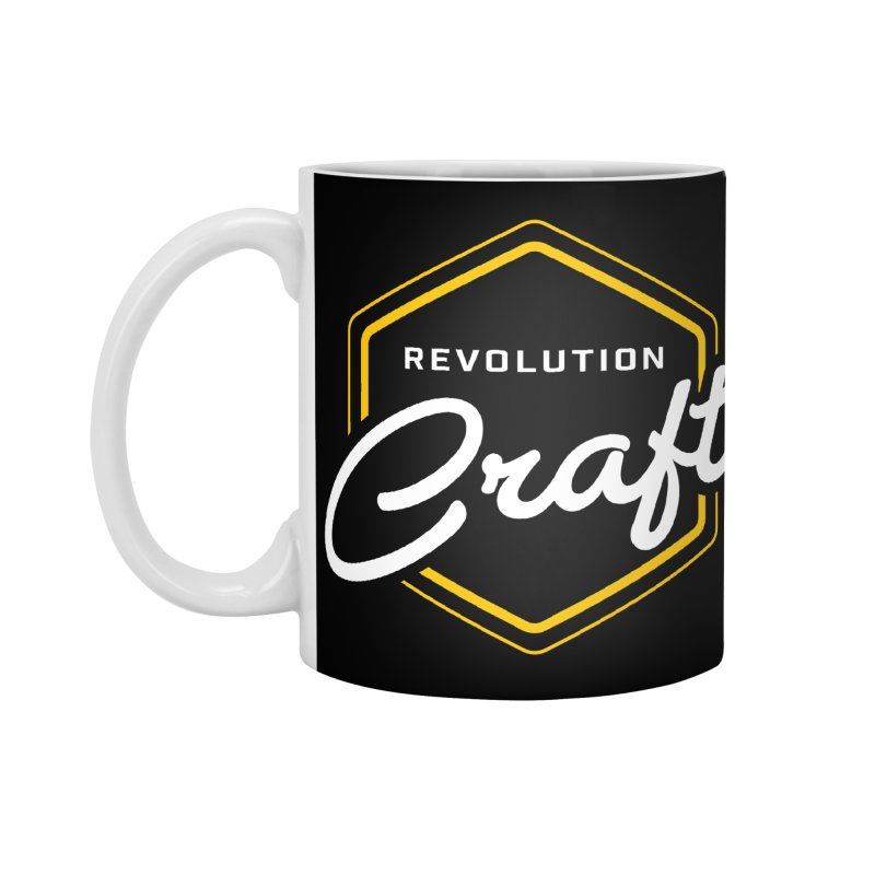 Revolution Craft Accessories Standard Mug by RevolutionTradingCo