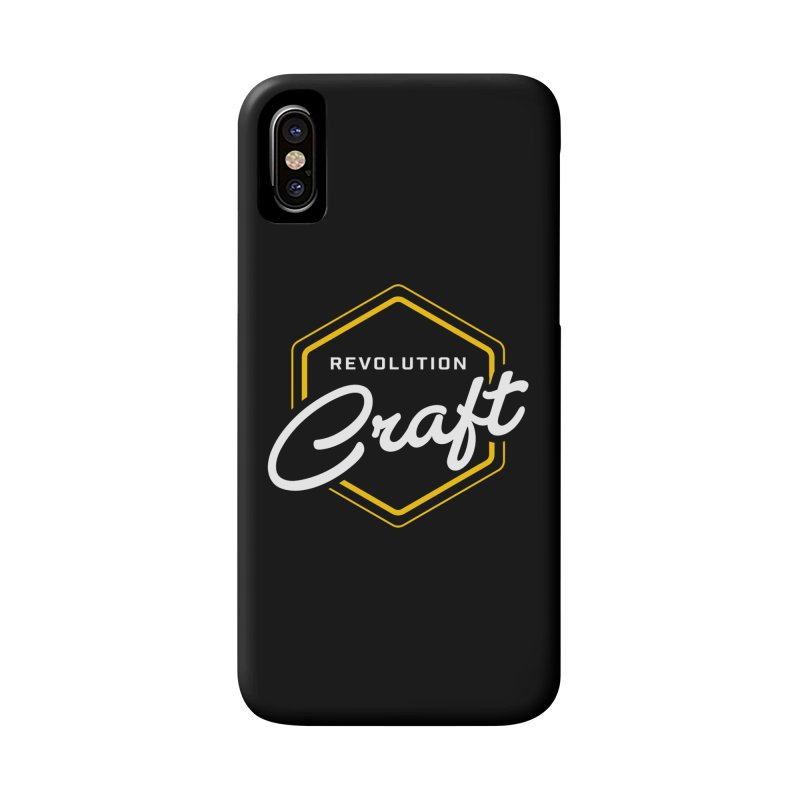Revolution Craft Accessories Phone Case by RevolutionTradingCo