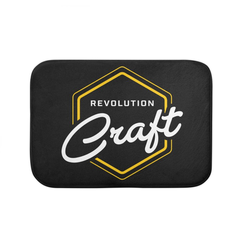 Revolution Craft Home Bath Mat by RevolutionTradingCo