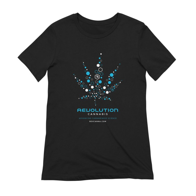 Advancing Cannabinoid Science Women's Extra Soft T-Shirt by RevolutionTradingCo