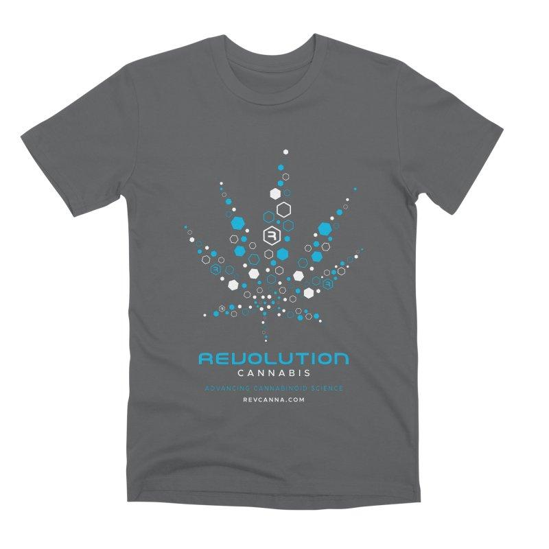 Advancing Cannabinoid Science Men's Premium T-Shirt by RevolutionTradingCo