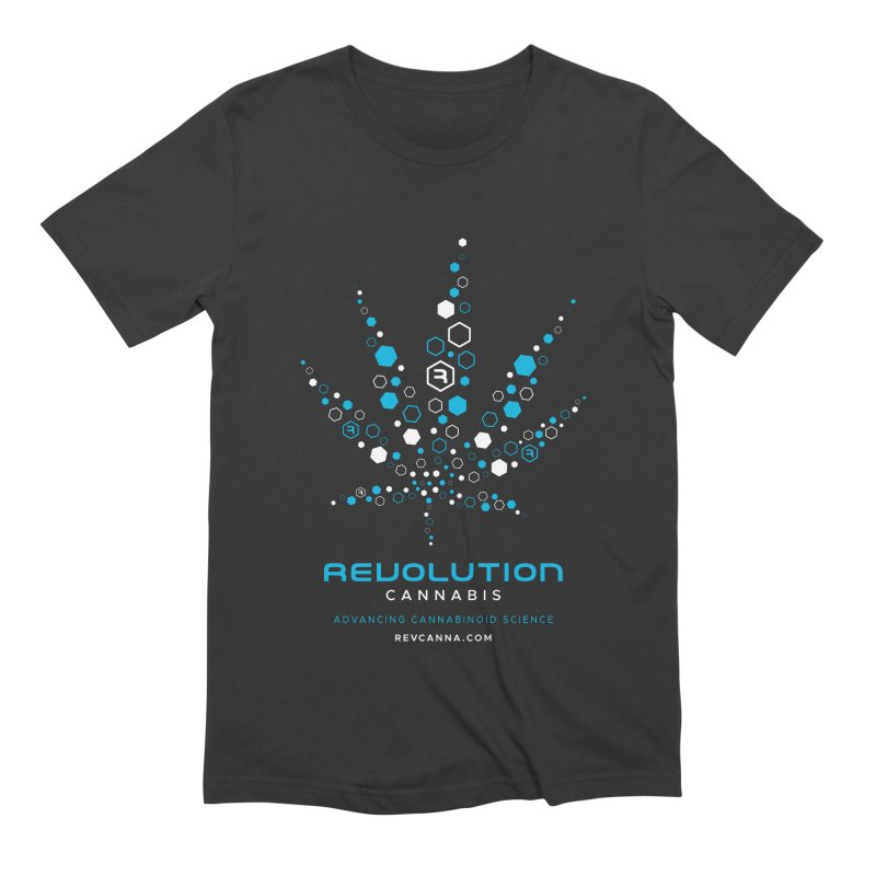 Advancing Cannabinoid Science Men's Extra Soft T-Shirt by RevolutionTradingCo
