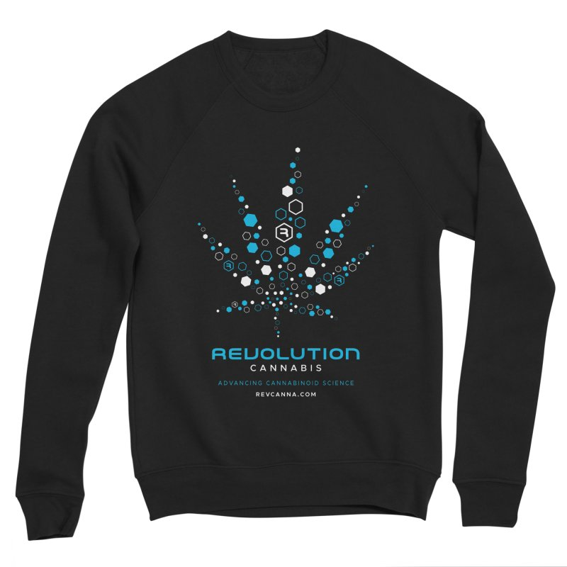 Advancing Cannabinoid Science Women's Sponge Fleece Sweatshirt by RevolutionTradingCo