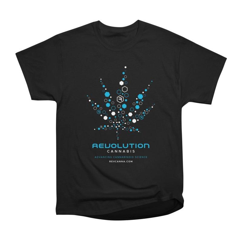 Advancing Cannabinoid Science Men's Heavyweight T-Shirt by RevolutionTradingCo