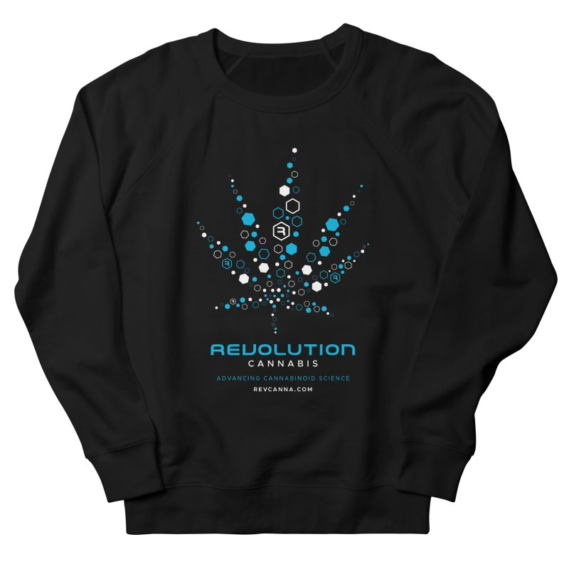 Advancing Cannabinoid Science Men's French Terry Sweatshirt by RevolutionTradingCo