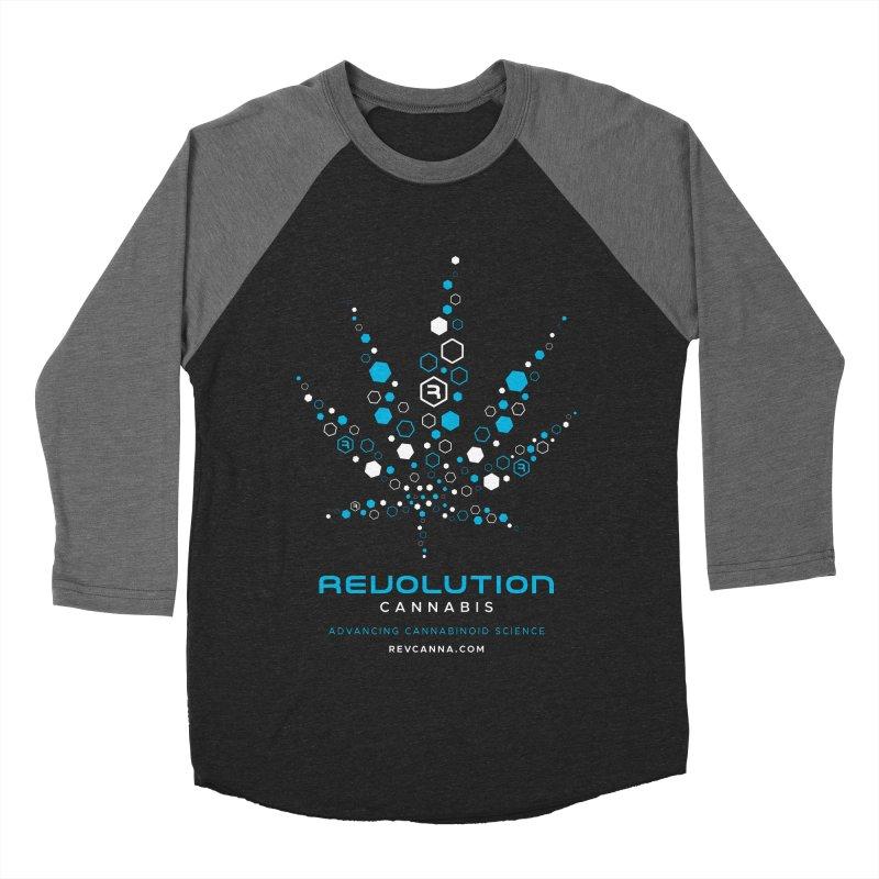 Advancing Cannabinoid Science Men's Baseball Triblend Longsleeve T-Shirt by RevolutionTradingCo