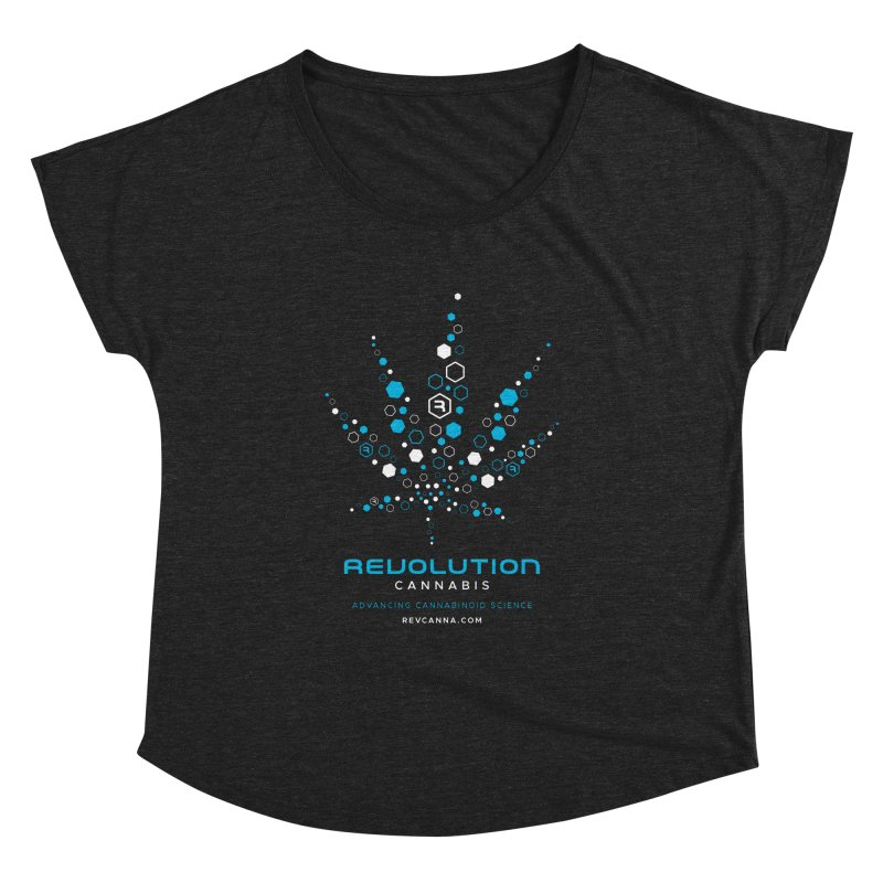 Advancing Cannabinoid Science Women's Dolman Scoop Neck by RevolutionTradingCo