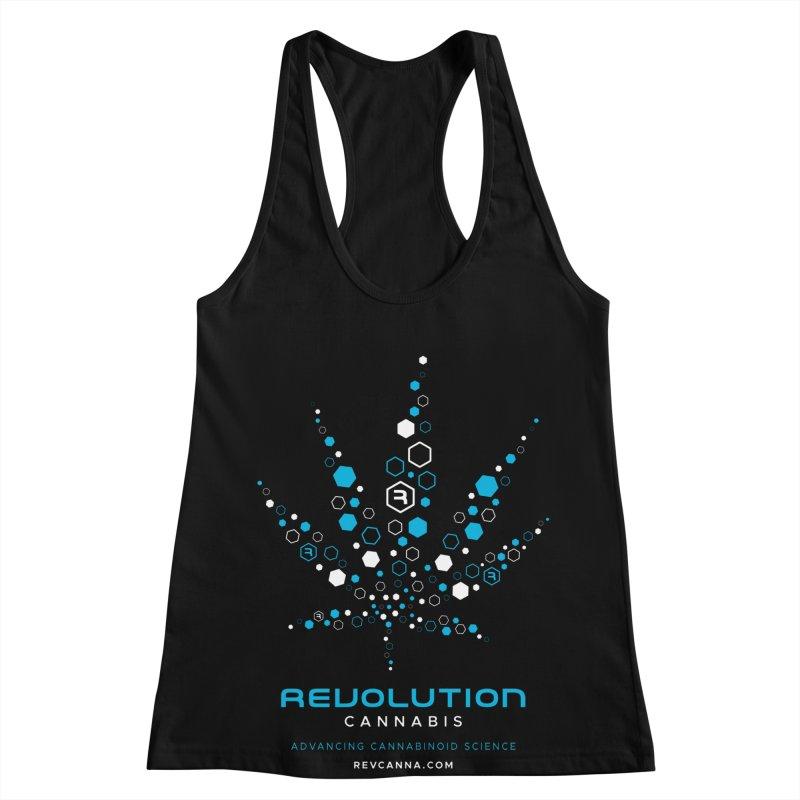 Advancing Cannabinoid Science Women's Racerback Tank by RevolutionTradingCo