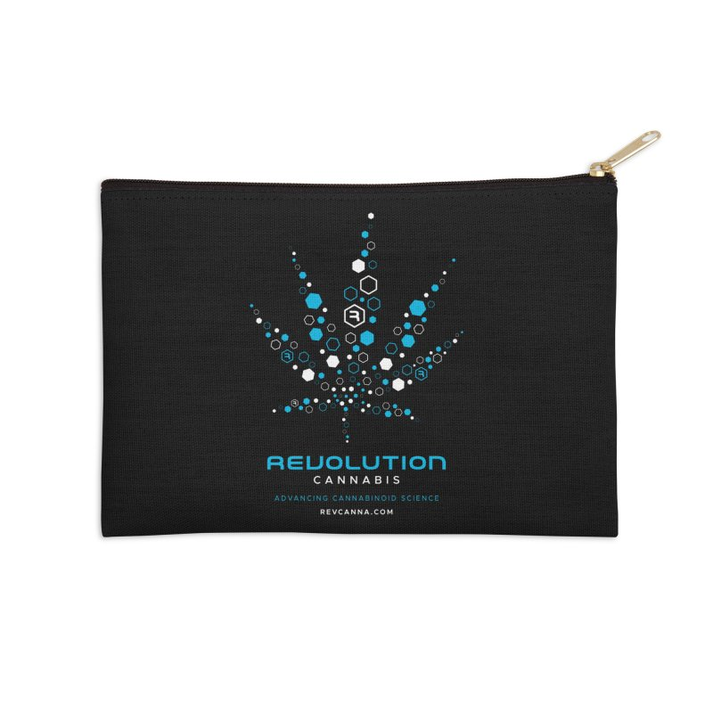 Advancing Cannabinoid Science Accessories Zip Pouch by RevolutionTradingCo