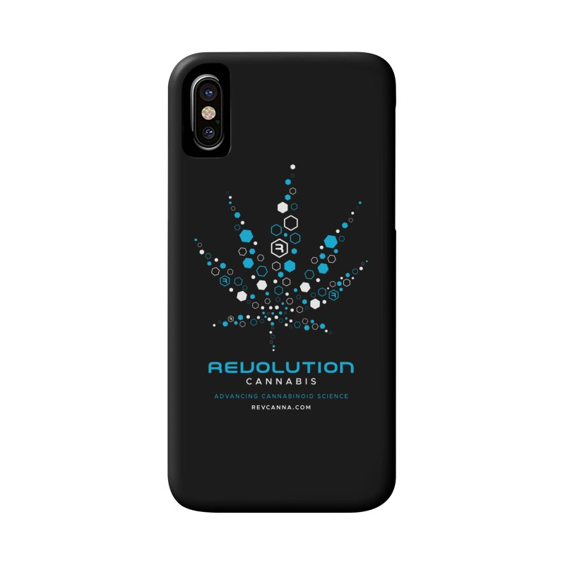 Advancing Cannabinoid Science in iPhone X / XS Phone Case Slim by RevolutionTradingCo