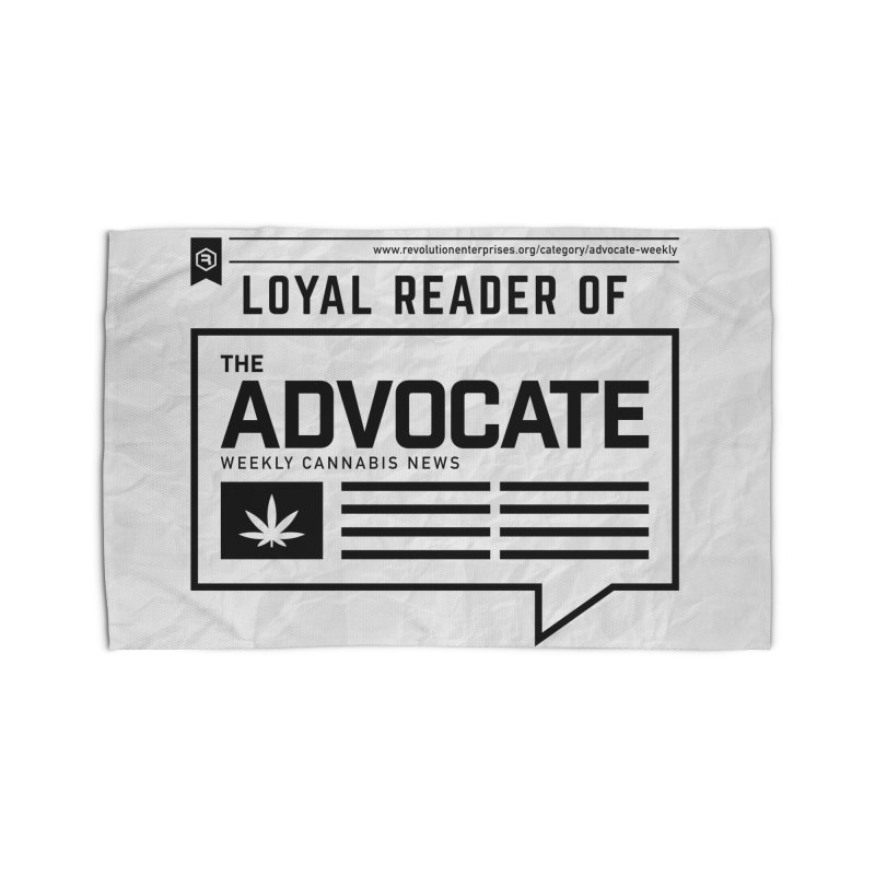 The Advocate Home Rug by RevolutionTradingCo