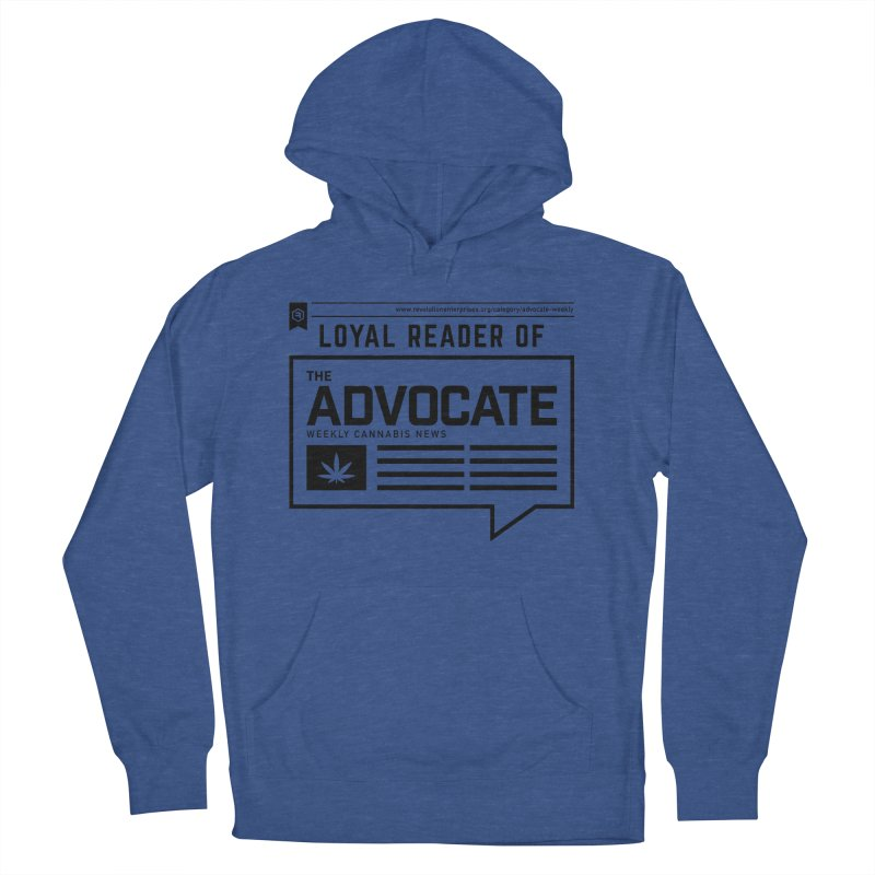 The Advocate Men's Pullover Hoody by RevolutionTradingCo
