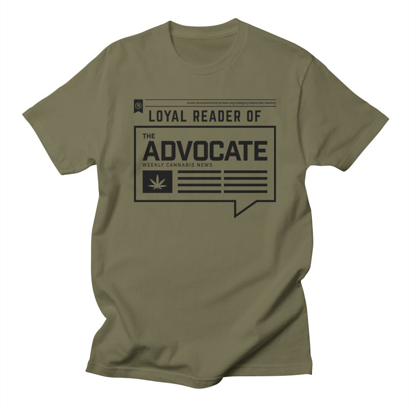 The Advocate Women's Regular Unisex T-Shirt by RevolutionTradingCo