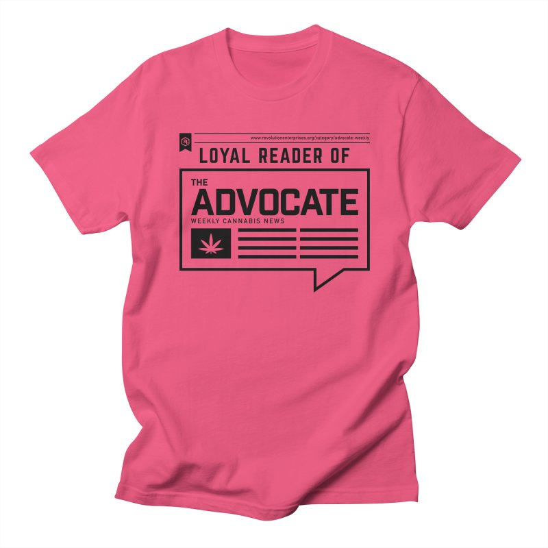 The Advocate Women's Regular Unisex T-Shirt by RevolutionTradingCo