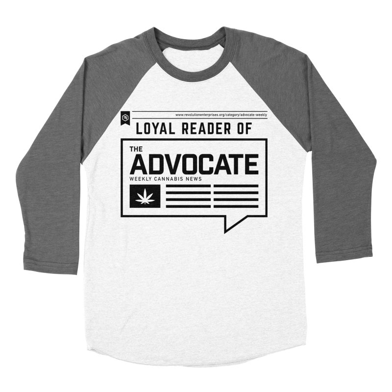 The Advocate Women's Longsleeve T-Shirt by RevolutionTradingCo