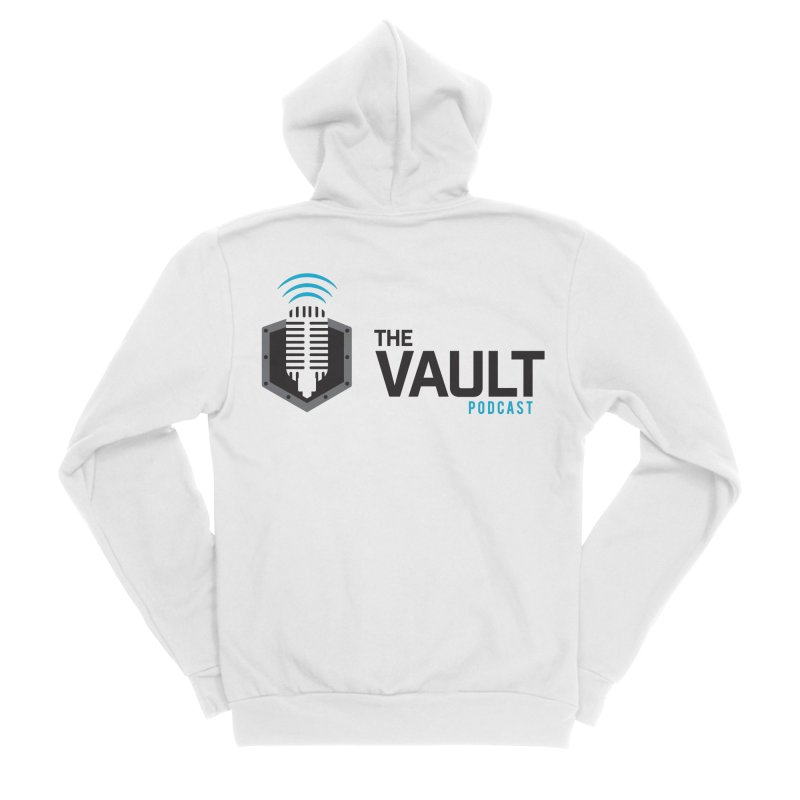 The Vault Podcast Women's Zip-Up Hoody by RevolutionTradingCo