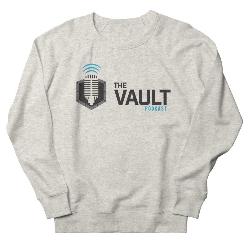 The Vault Podcast Men's Sweatshirt by RevolutionTradingCo