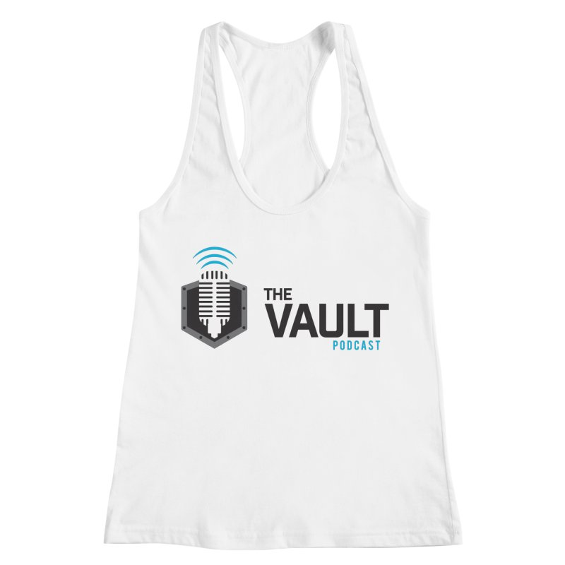 The Vault Podcast Women's Tank by RevolutionTradingCo