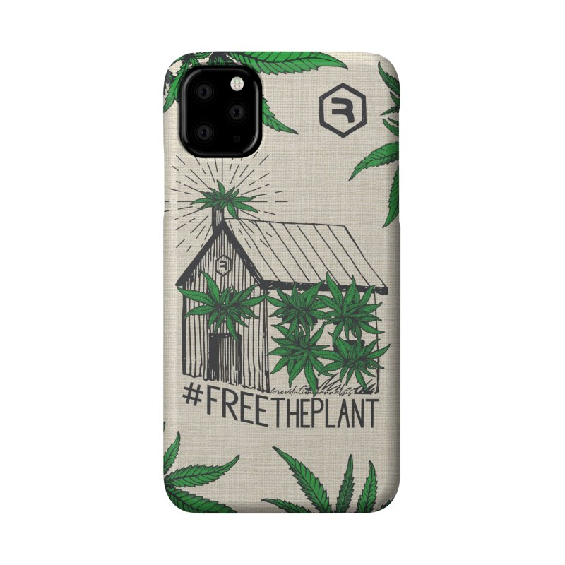 #FreeThePlant Accessories Phone Case by RevolutionTradingCo