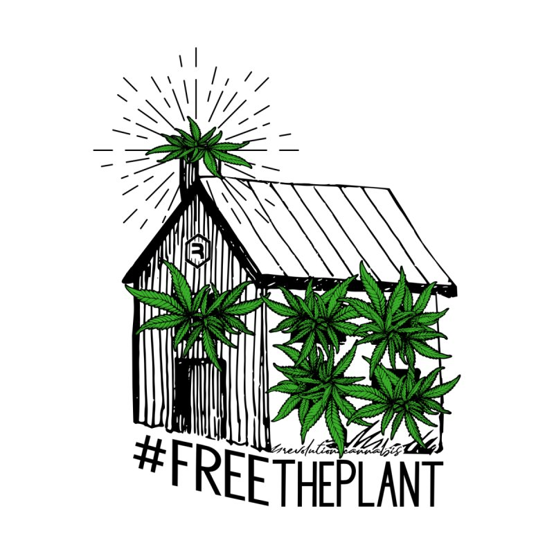 #FreeThePlant Men's T-Shirt by RevolutionTradingCo