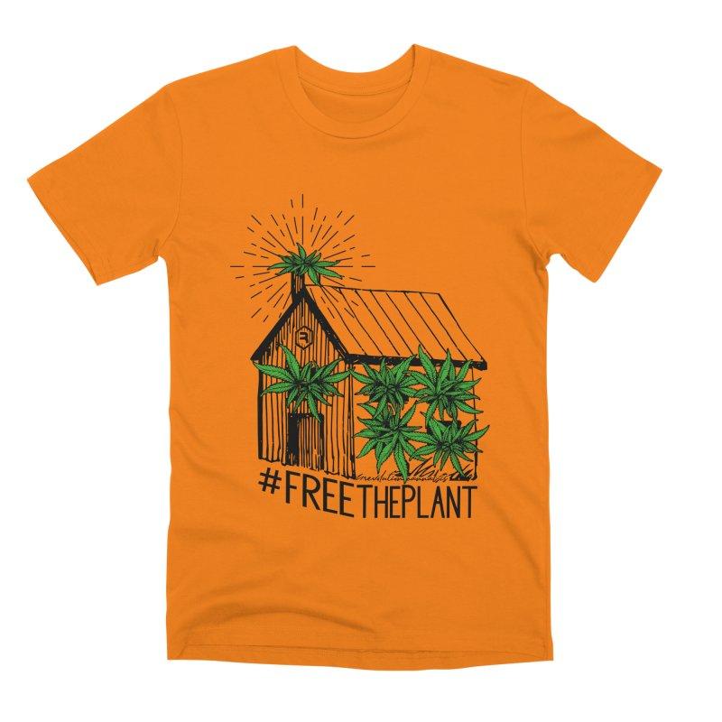 #FreeThePlant Men's T-Shirt by RevolutionTradingCo